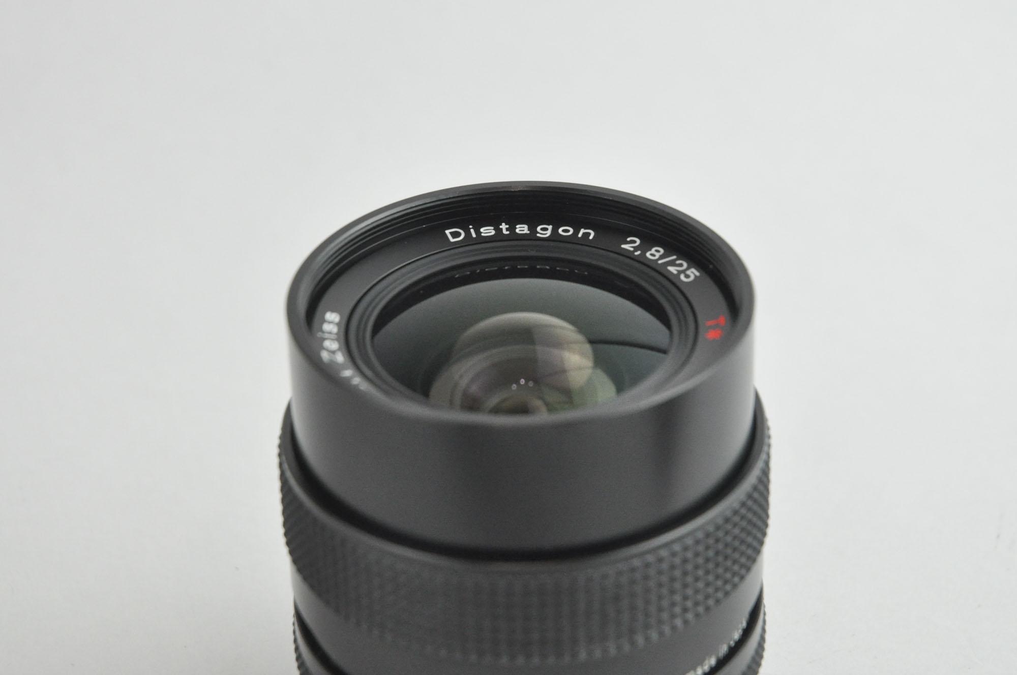 Carl zeiss Planar 25mm f2.8 AEJ