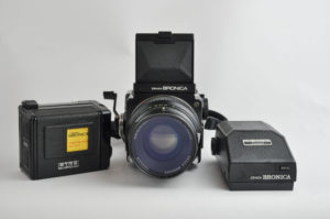 BRONICA ETRS レンズセット