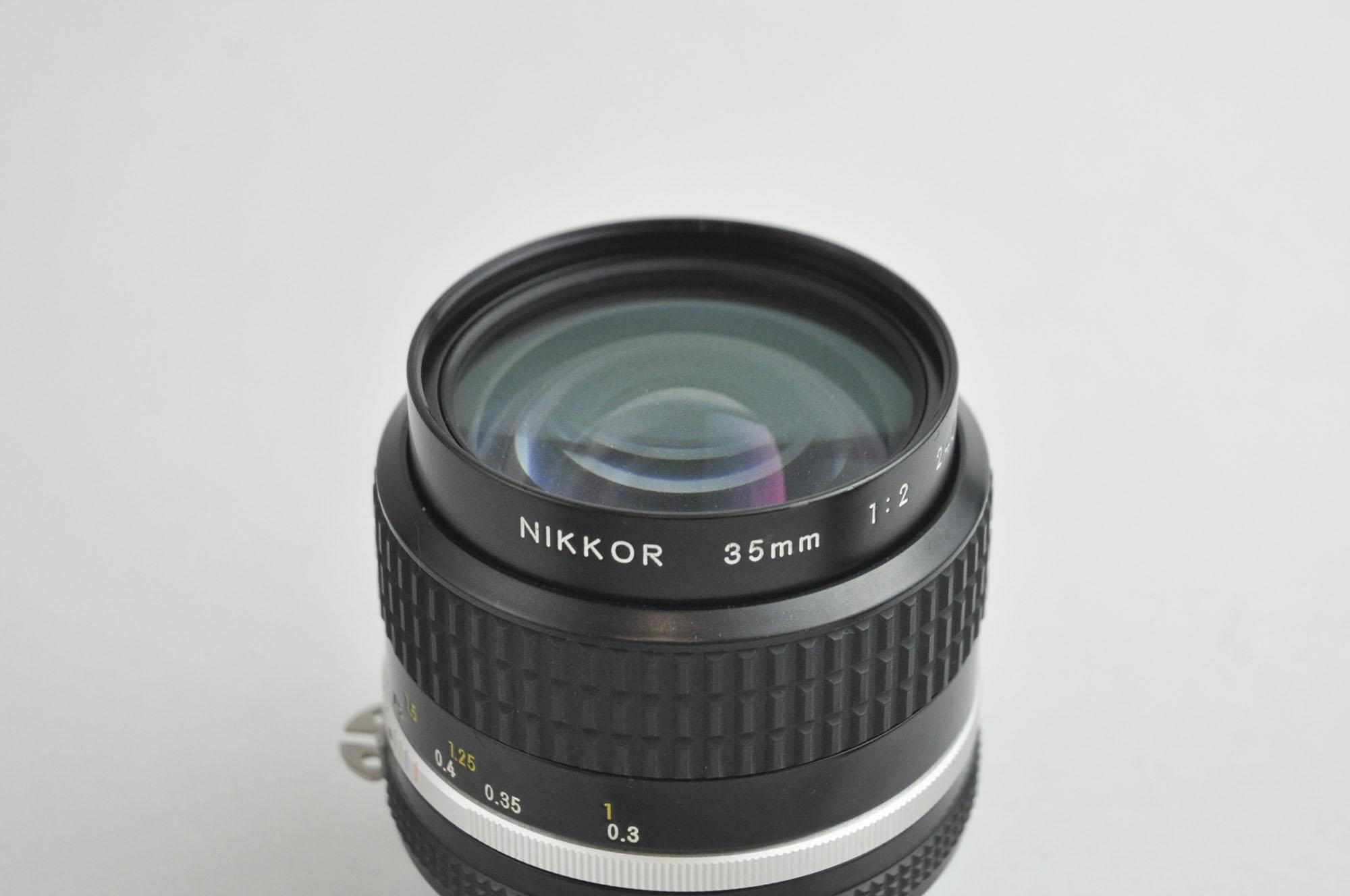 Nikon NIKKOR 35mm f2 Ai-s