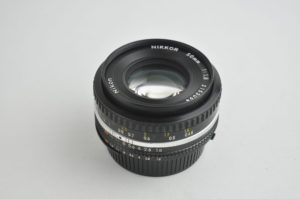 NIKKOR 50mm f1.8 Ai-S