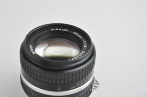 Nikon NIKKOR Ai-s 50mm f1.4