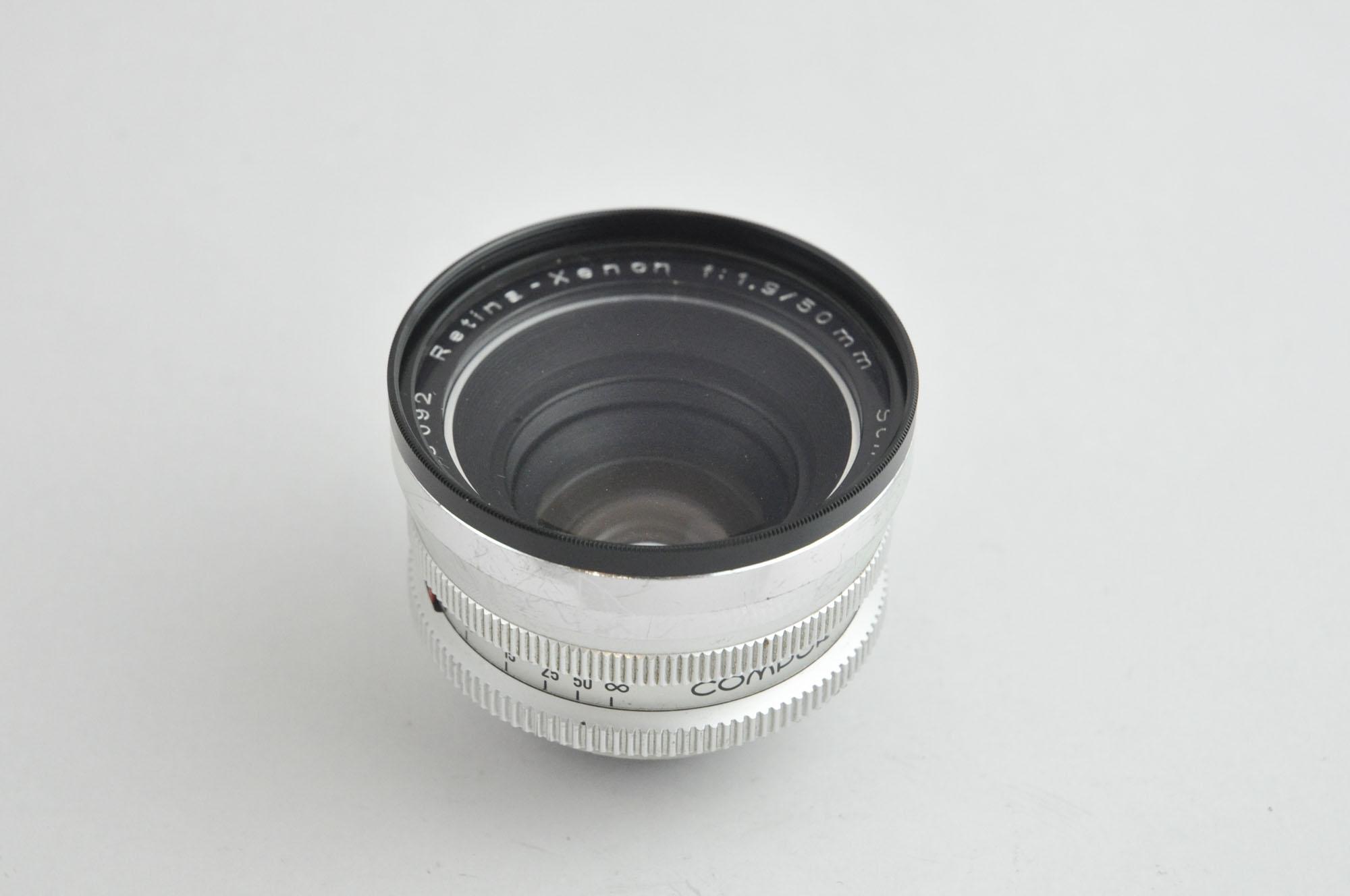 Xenon 50mm f1.9