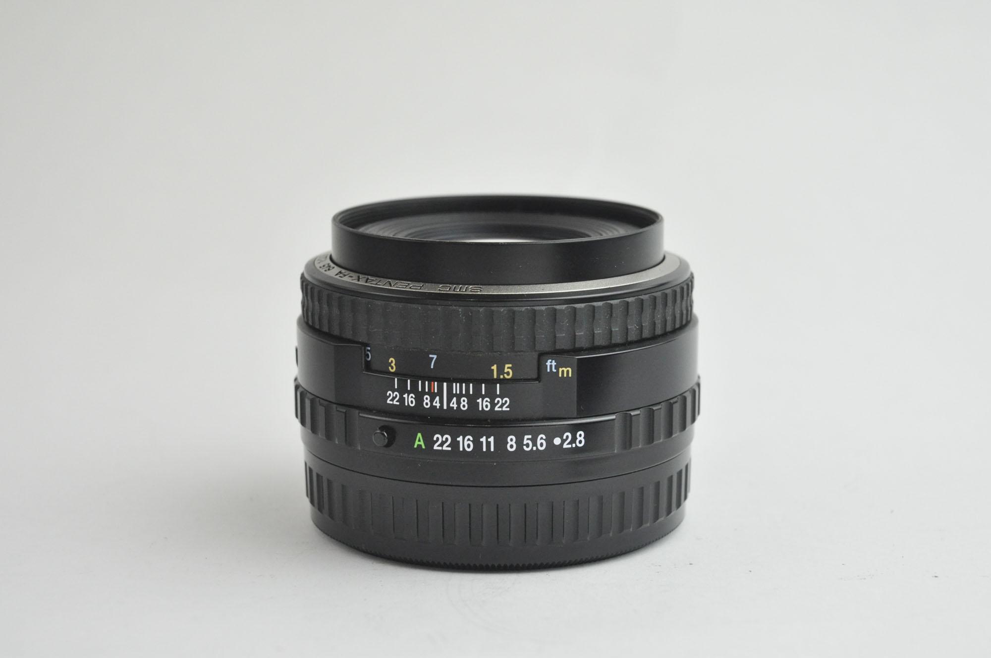 smc PENTAX-FA645 75mmF2.8