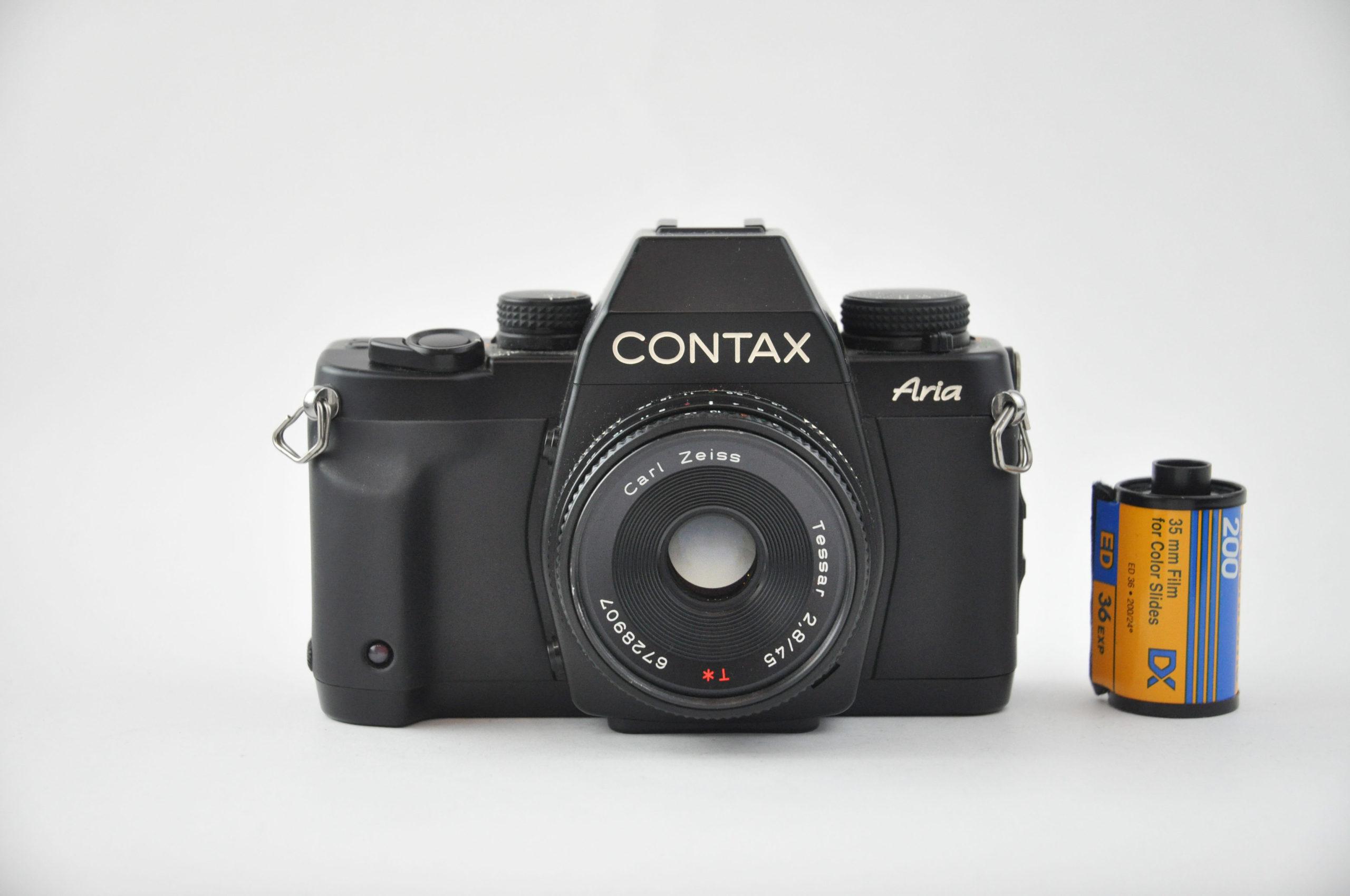 Aria + Tessar 45mm f2.8