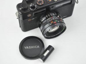 YASHICA ELECTRO 35 GTN[ブラック]