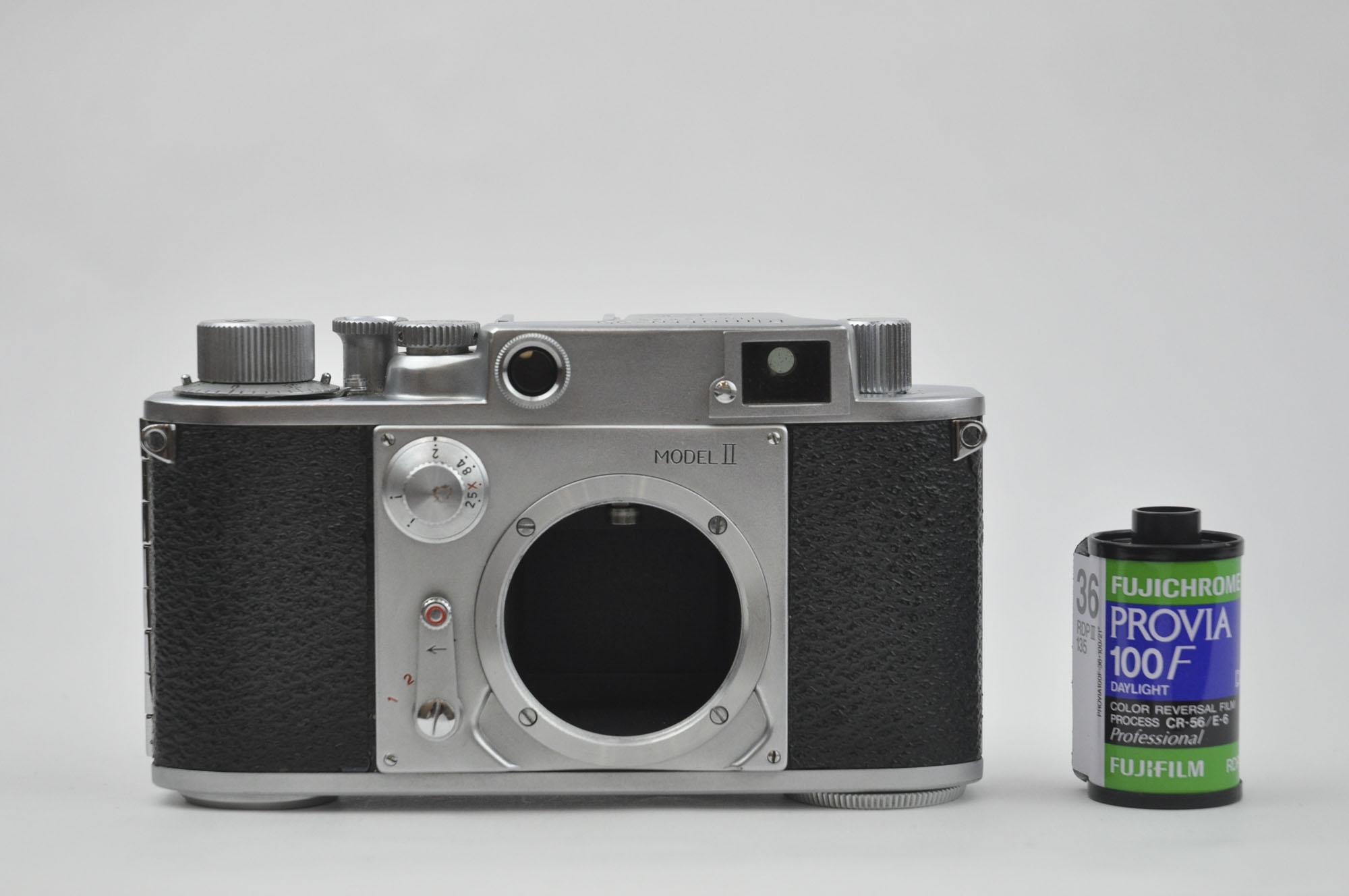 Minolta-35 MODEL II