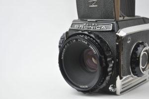 BRONICA S2(シルバー後期タイプ) + NIKKOR-PC 75mm f2.8