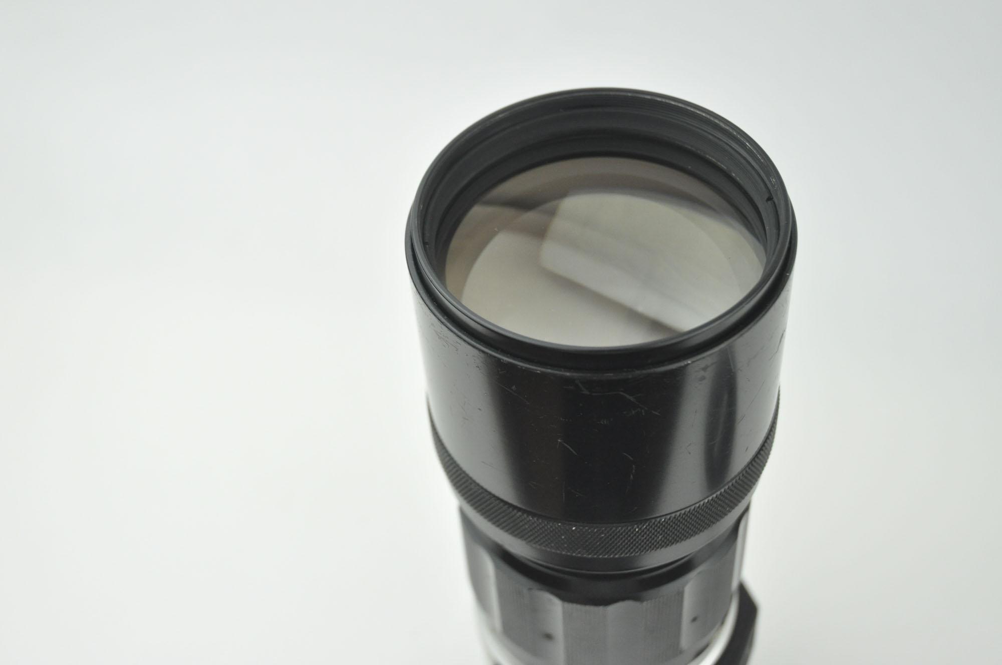 NIKKOR-H Auto 300mm f4.5 Ai