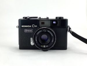 Konica C35(ブラック)