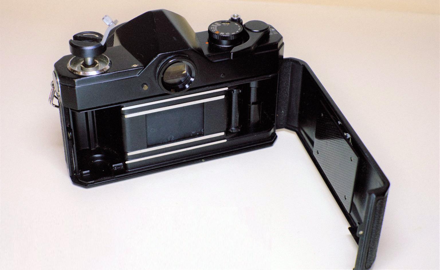 FUJICA ST701/FUJINON 55mm f1.8 Sn: 5115774