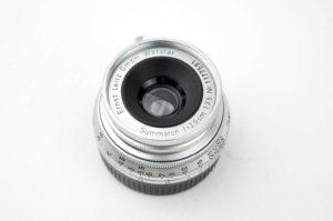 Leica Summaron 35mm f3.5 M