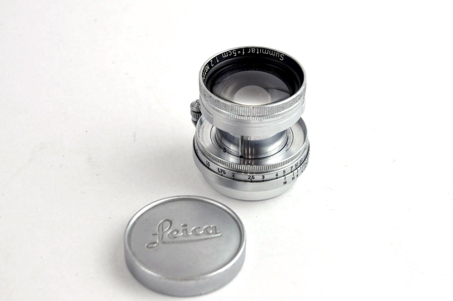 Leica Summitar 50mm f2
