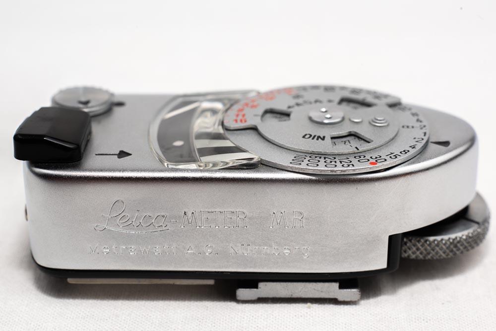 leicaメーター silver(新)