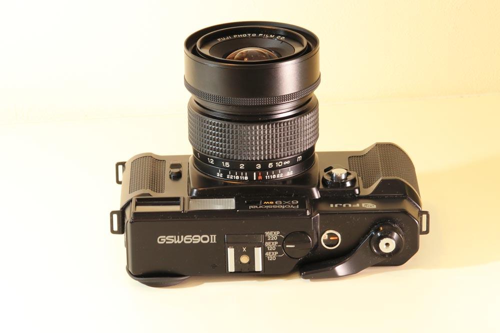 FUJIFILM GSW690 II / FUJINON 65mm F5.6