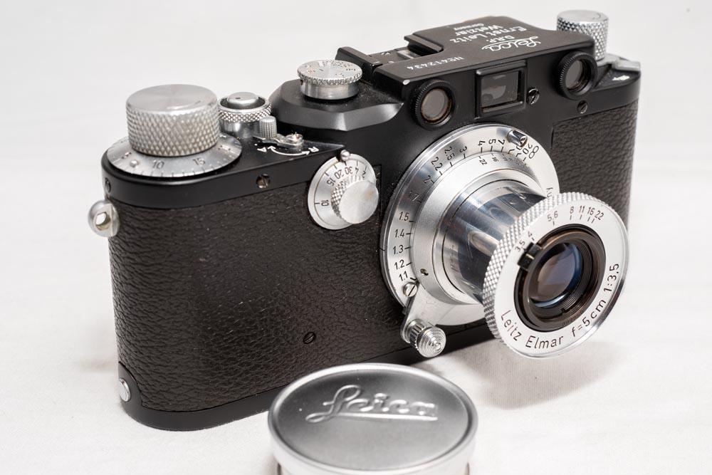 Leica IIIC / Elmar 50mm F3.5