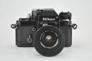 F2フォトミック + Nikkor-S Auto 35mm f2.8