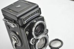 Rolleiflex 2.8F〈planar〉オーバーホール済み