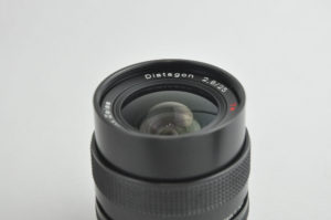 Carl zeiss Planar 25mm f2.8 AEJ