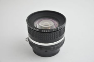 Nikon NIKKOR 20mm f2.8