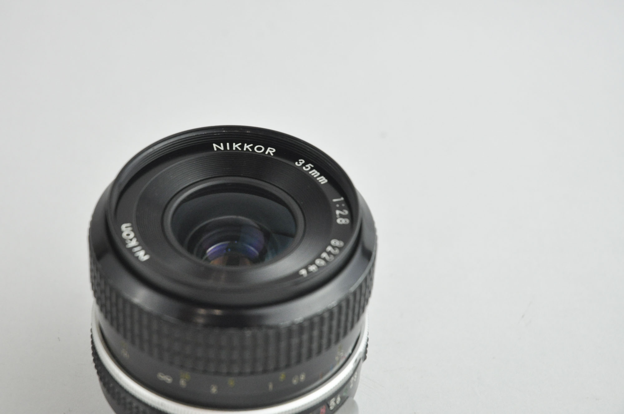 NIKKOR 非Ai 35mm f2.8