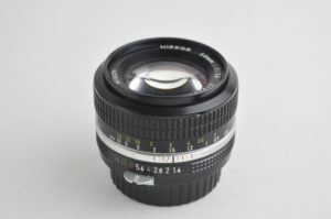 Nikon Nikkor 50mm f1.4 非Ai