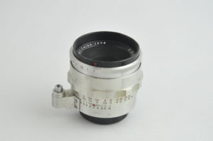 Carl Zeiss Biotar 58mm f2