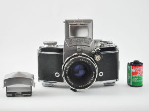 EXAKTA VX + 50mm F1.9