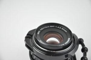 6×7 90mm f2.8