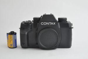 CONTAX ST 未使用品 オーバーホール済み