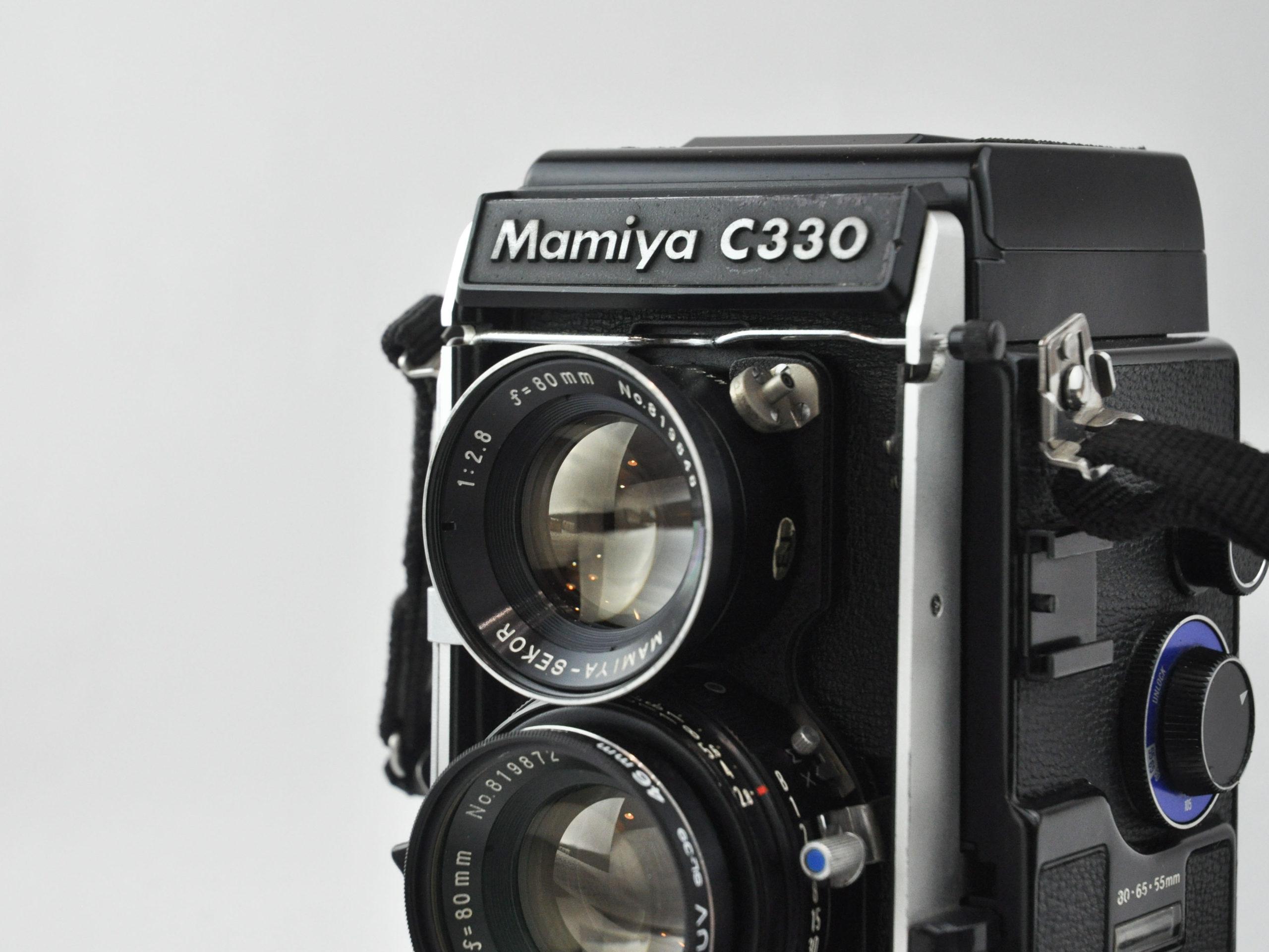 Mamiya C330 pro S