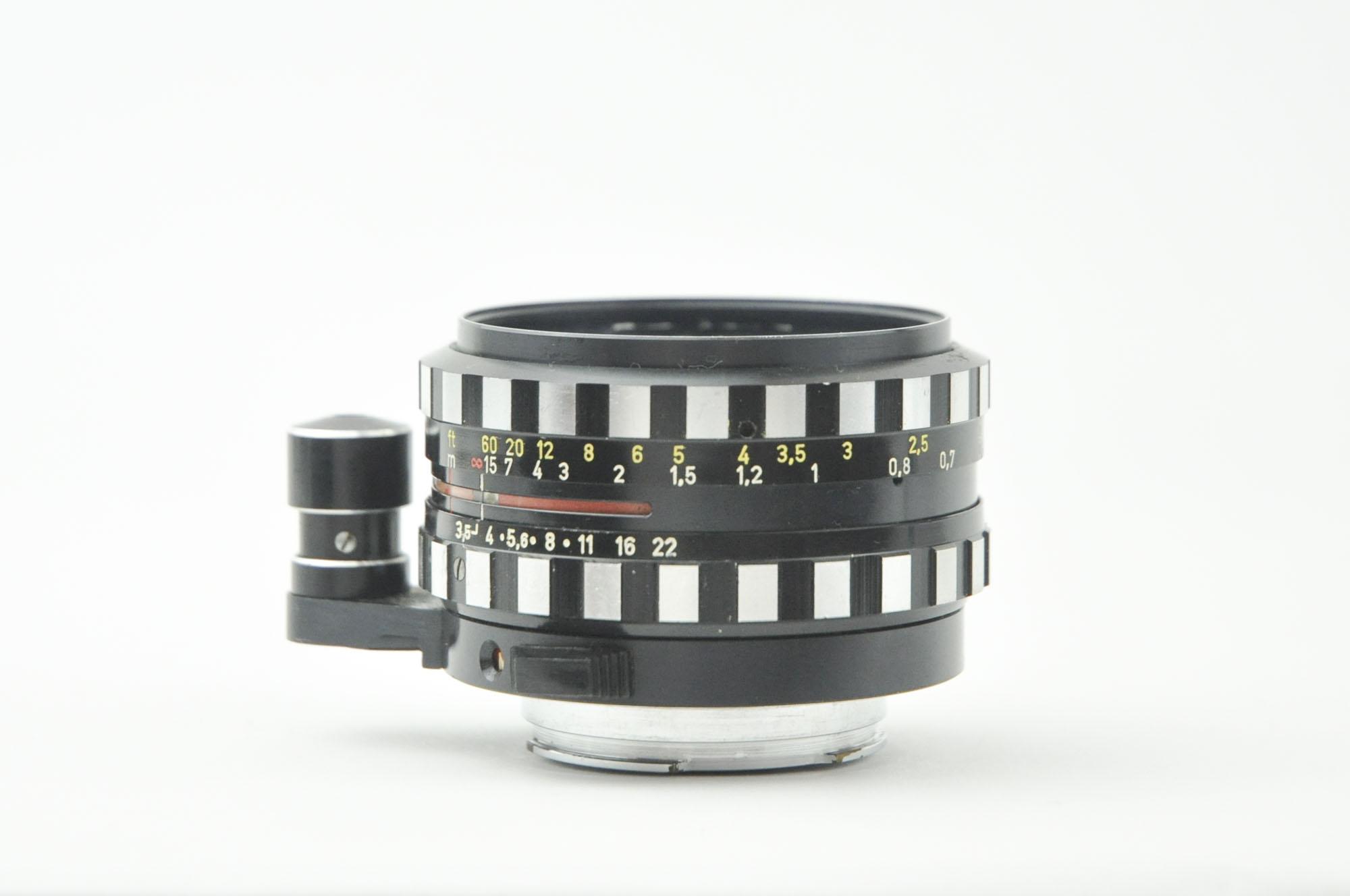 A.Schacht Ulm Travegon 35mm F3.5 R