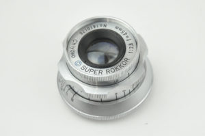 SUPER ROKKOR 45mm f1.7