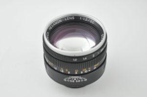 HEXANON 60mm f1.2
