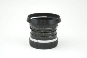 Leica SUMMLUX-35mm f1.4 CANADA