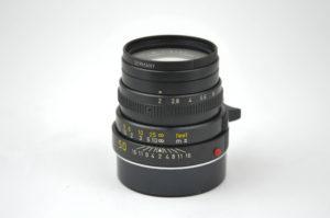 Leica SUMMICRON-M 50mm f2(OH済み)