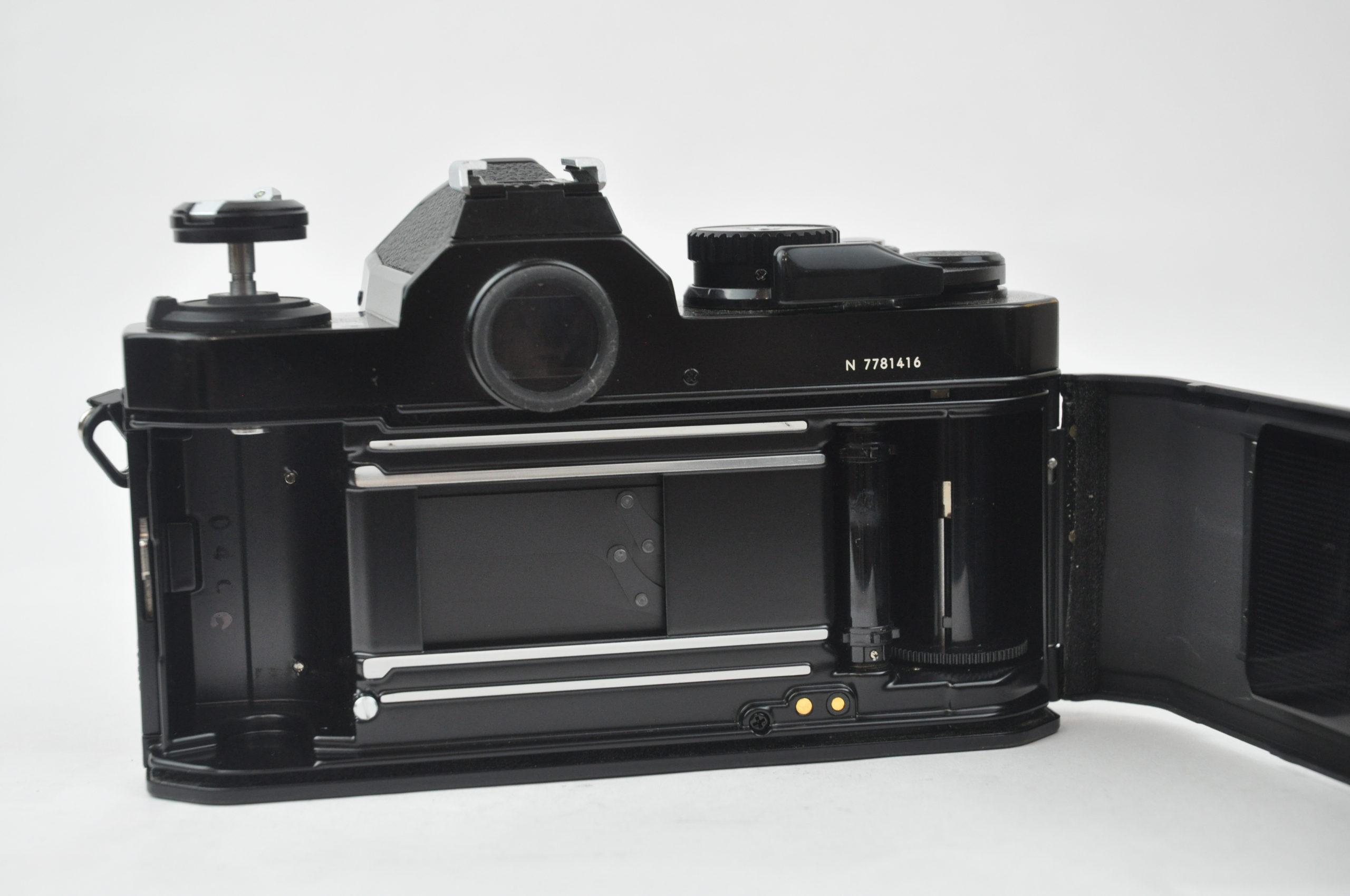 Nikon New FM2(ブラック)