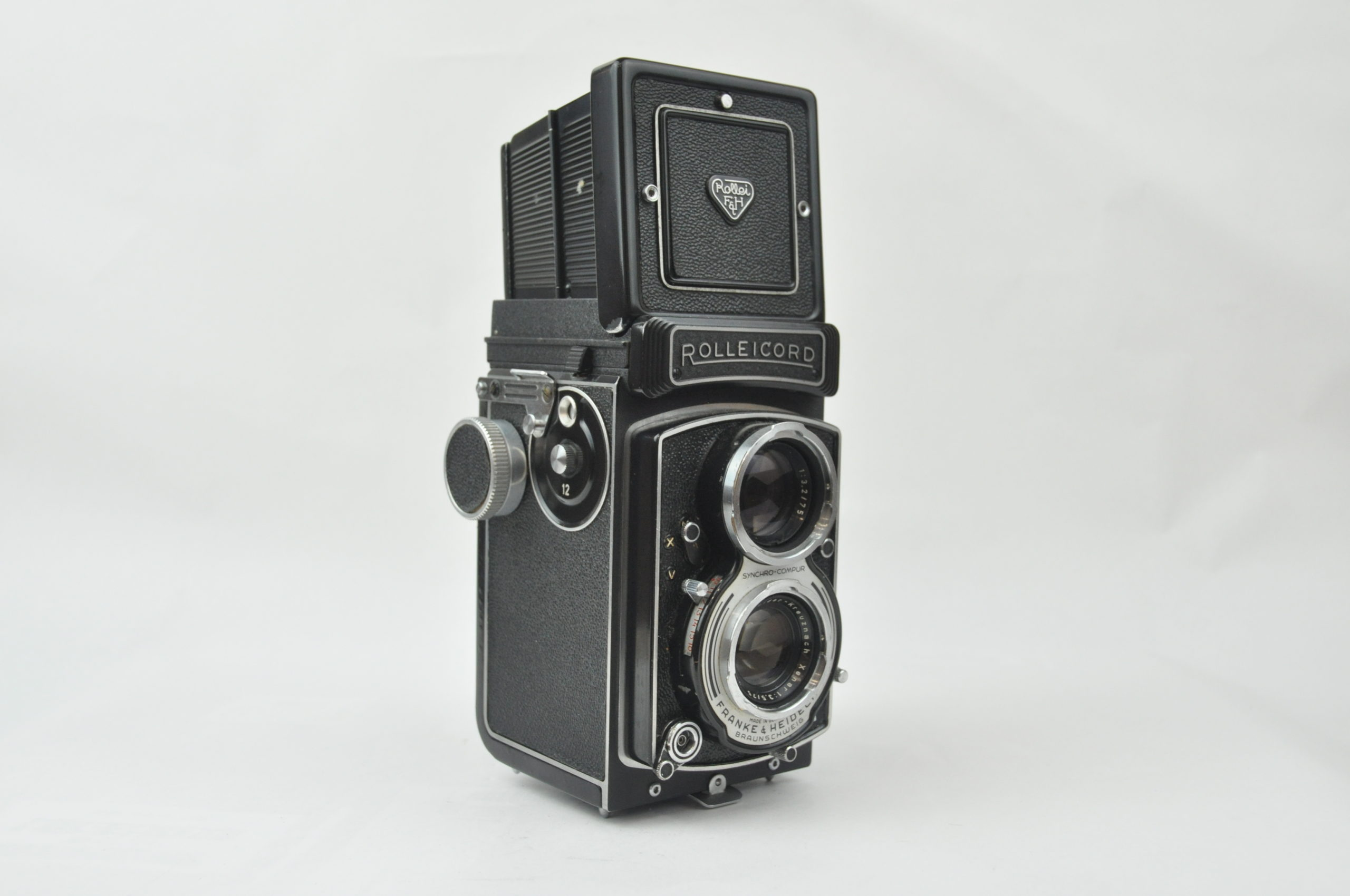 ROLLEICORD Ⅴb Xenar75mm f3.5