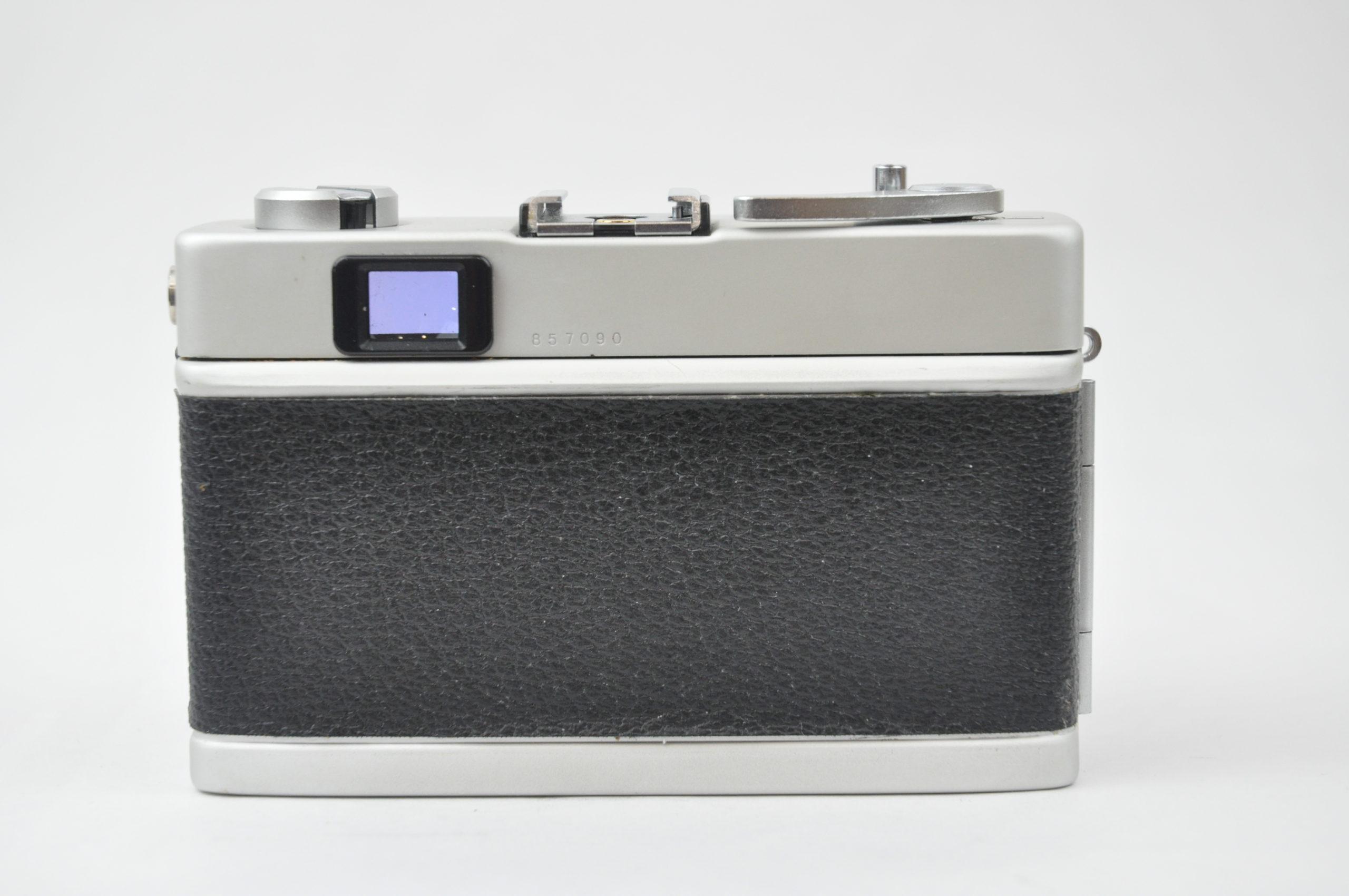 Konica C35 flash matic