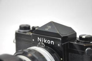 Nikon F + NIKKOR-S 50mm f1.4