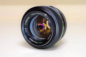 FUJI EBC FUJINON 50mm f1.4