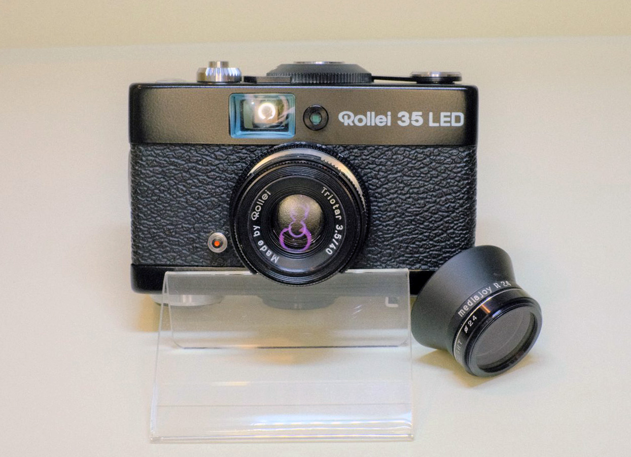 Rollei 35 LED SN:7382994
