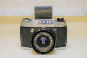 EXA 1b/Carl Zess TESSAR 50mm f2.8