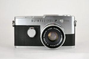 OLYMPUS PEN-FV + F.zuiko Auto-s 38mm f1.8