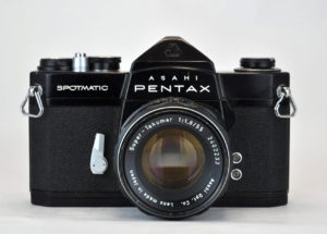PENTAX SP(ブラック)/Super Takumar 55mm f1.8