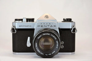 PENTAX SP(シルバー)/Super Takumar 55mm f1.8
