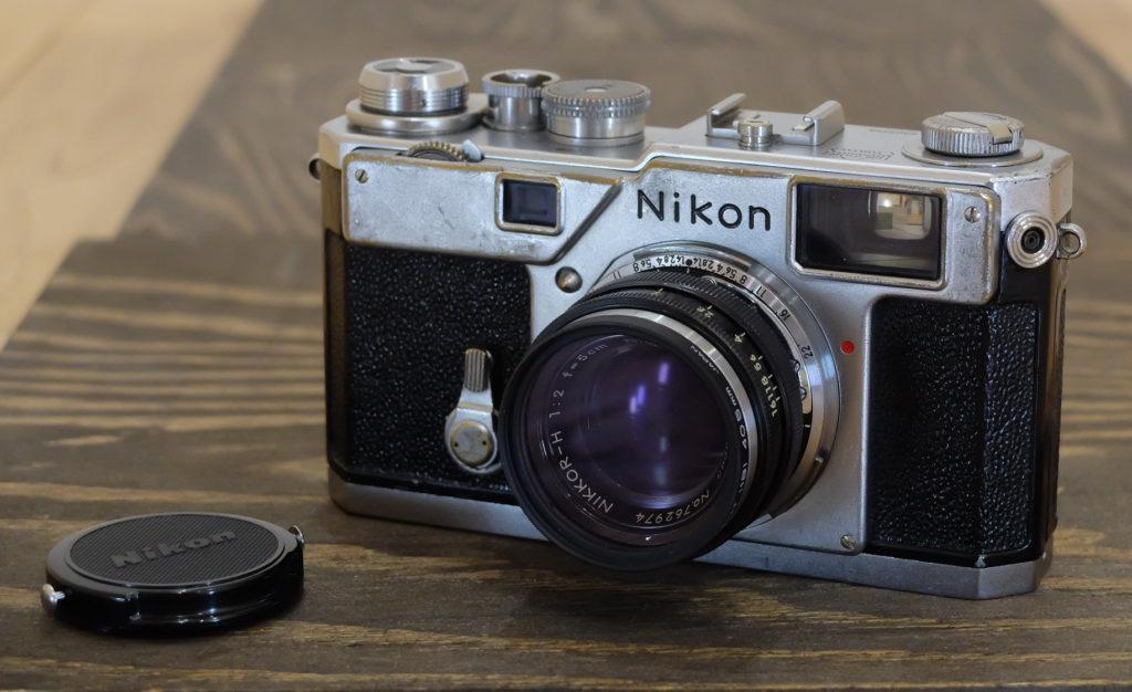 Nikon S3 / NIKKOR-H 5cm f2